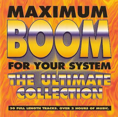 DJ Madness & Dr. Boom D.J. Madness & Dr. Boom Ultimate Bass Trax - Volume 3