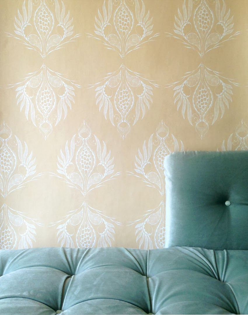 Muskwood Wallpaper and Textiles Australia - Pheonix