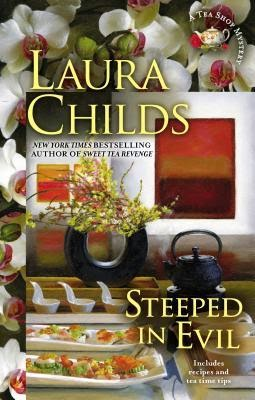Steeped in Evil (Tea Mystery #15)