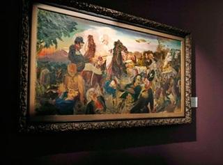7 Lukisan Termahal Di Indonesia