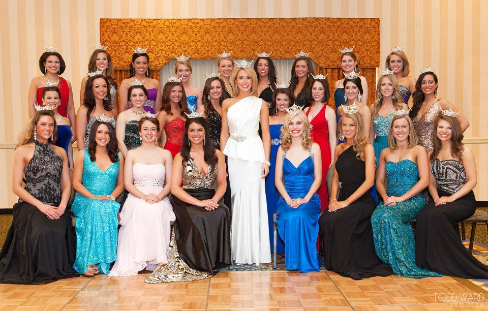 Miss Greater Derry 2013 May 2013