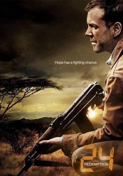 24 Redemption (2008) 24 รีเด็มพ์ชั่น ปฏิบัติการพิเศษ 24 ชม.วันอันตราย