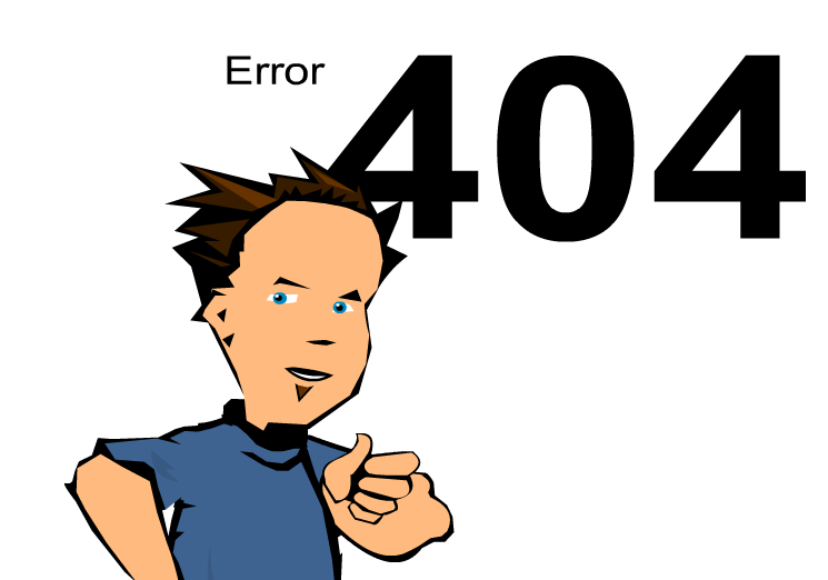 custom error page for blogger simple and fast