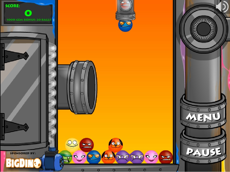 GooBalls Play Free Online Facebook Game