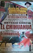 El Chihuahua se encerrará con 4 de Cerro Viejo, en Cañadas de Obregón, el 02/02.
