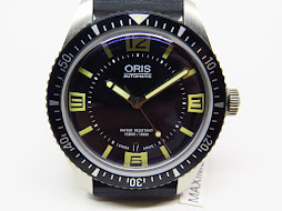 ORIS DIVER SIXTY FIVE HERITAGE - AUTOMATIC