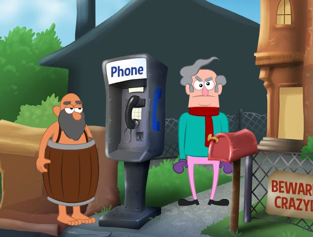 MouseCity Payphone Mania
