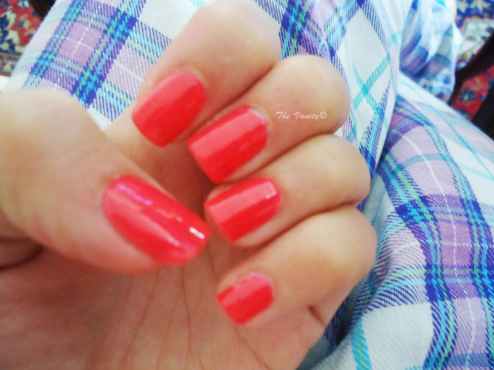 Incoco nail polish Appliques-strips review | The Vanity