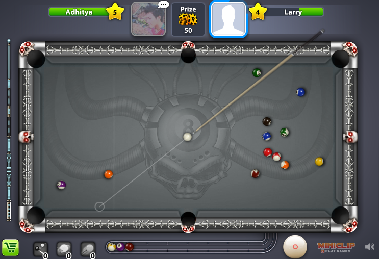 Cheat 8 Ball Pool Table and Cue with Cheat Engine Terbaru 2013