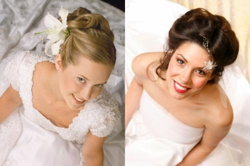 pricheski na svadbu3 Зачіски на весілля   фото зачісок
