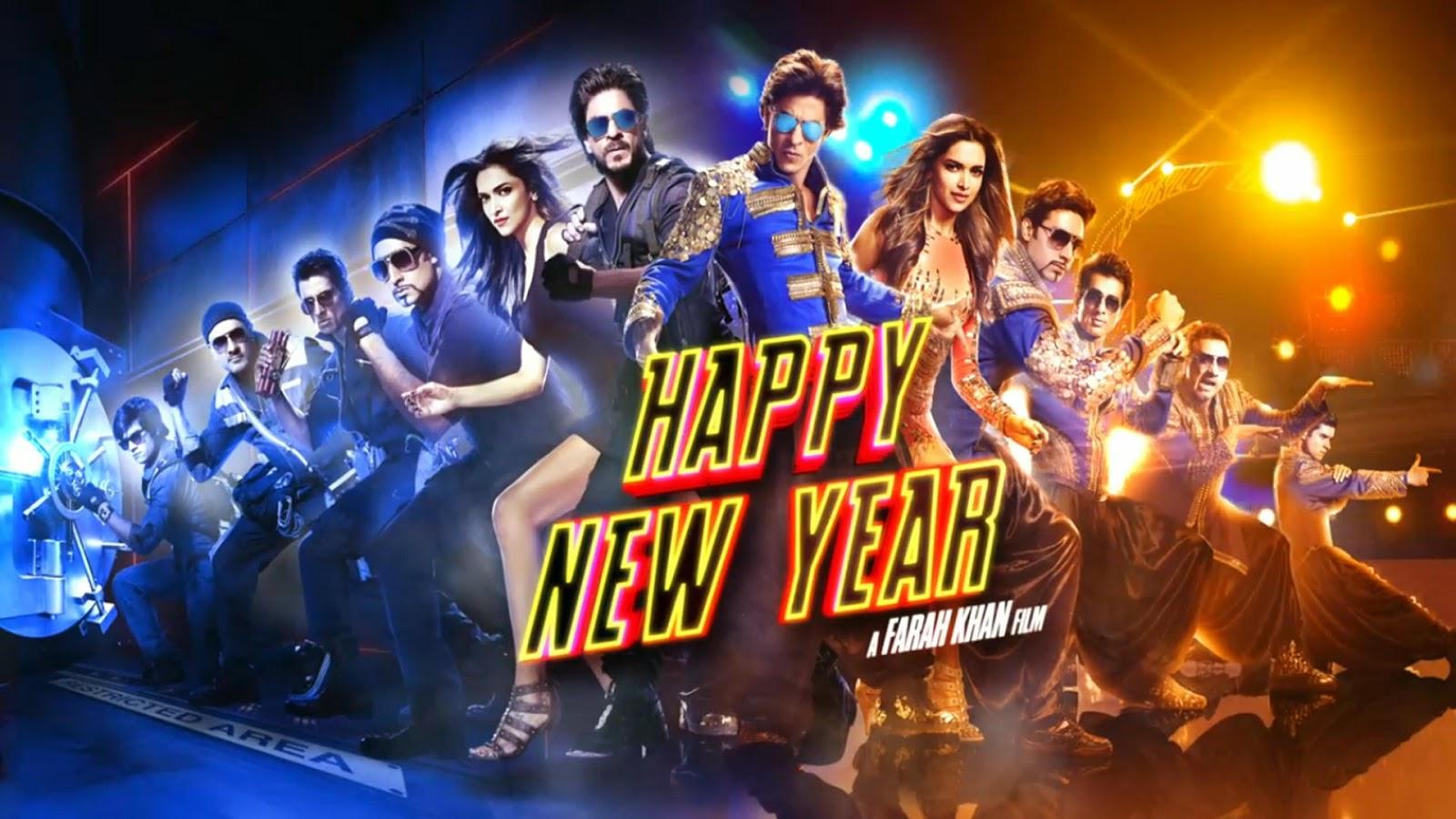 Happy New Year Movie 2014 Watch - 219.9KB