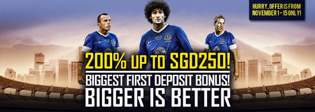 Deposit Bonuses at Dafabet Sportsbook