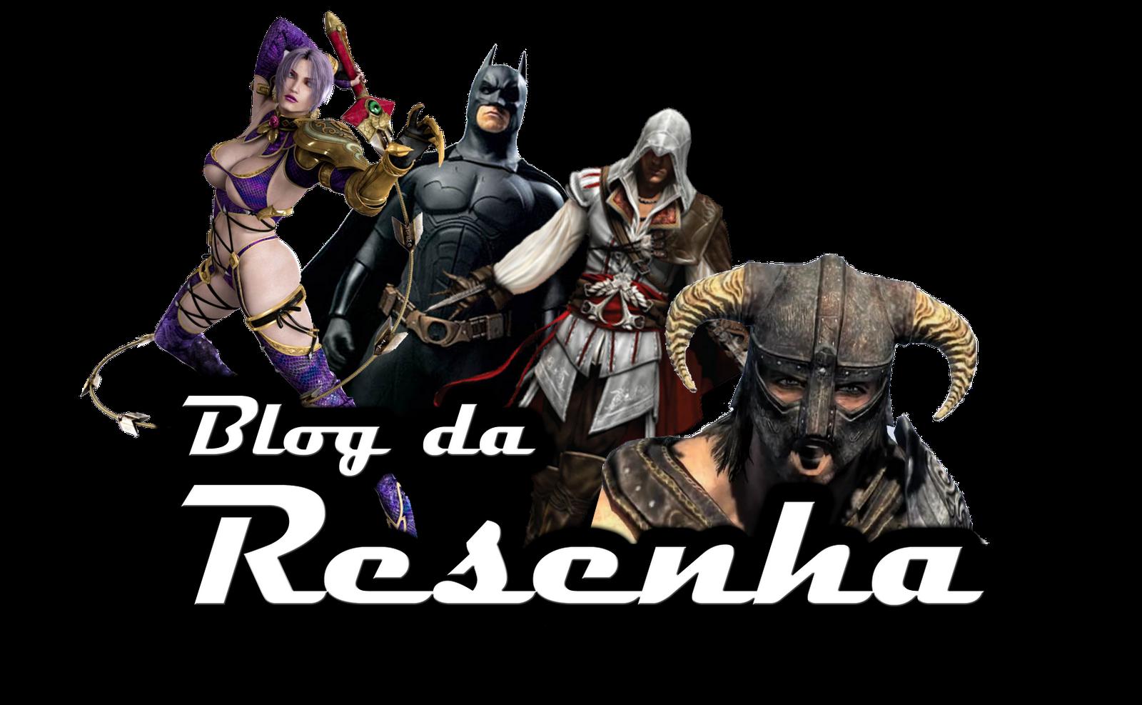 Blog da Resenha
