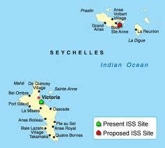 la digue, seychelles  Best Beach Photos 2012 Map