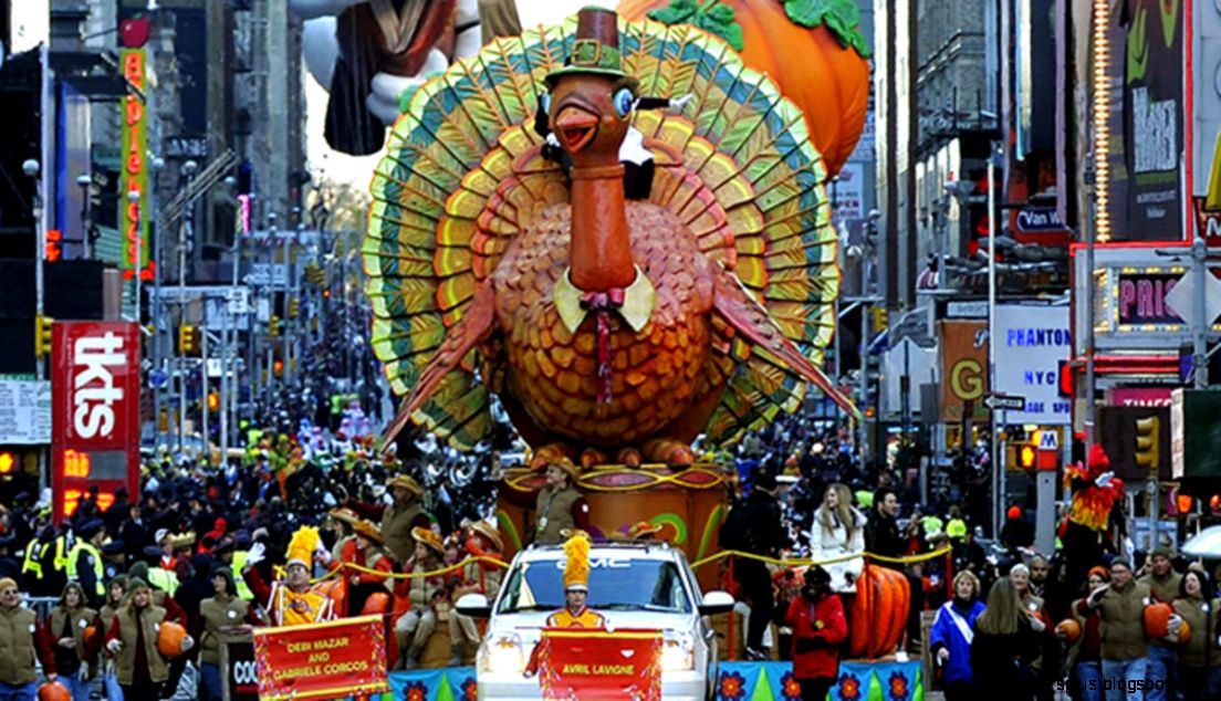 Macys Thanksgiving Day Parade  World Wide Celebrations