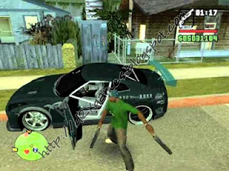 Free Download Games - GTA San Andreas