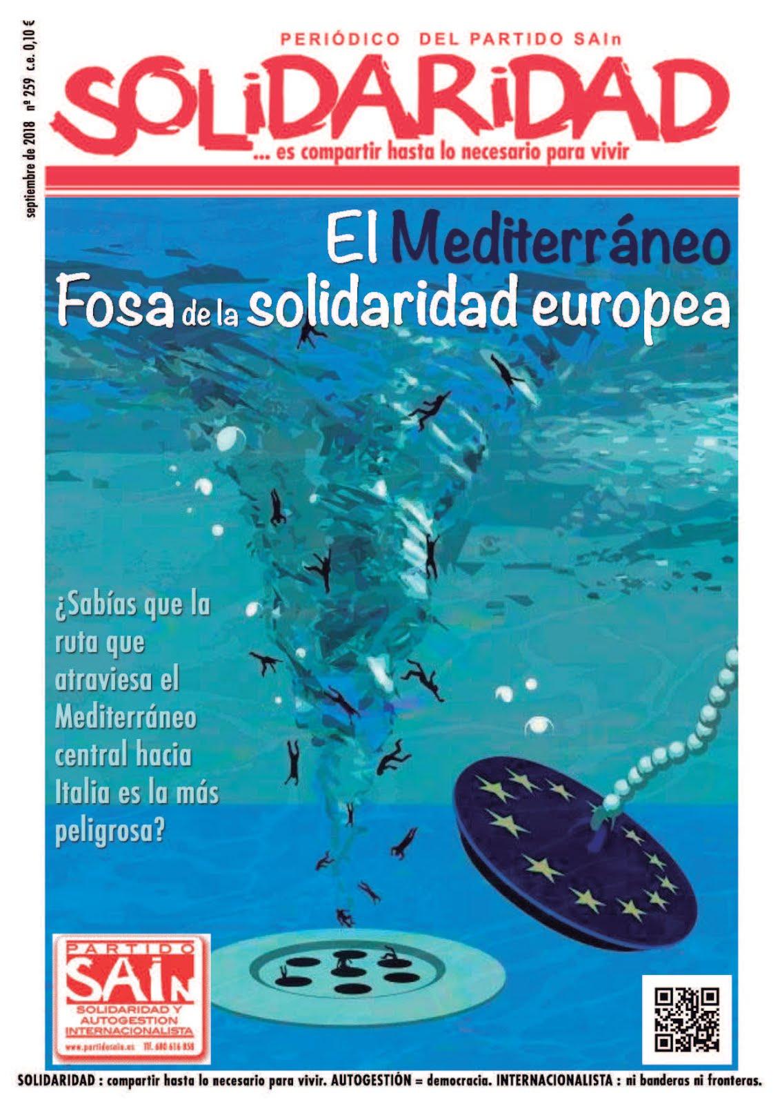 Periódico Solidaridad