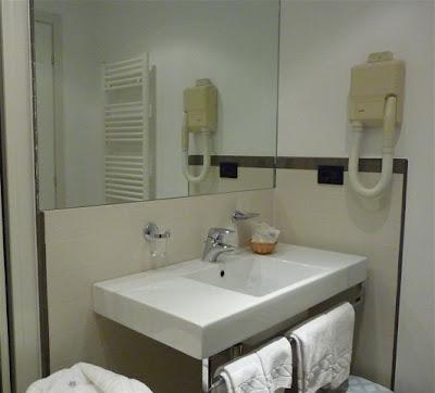 Bathroom Hotel Corso - Alassio