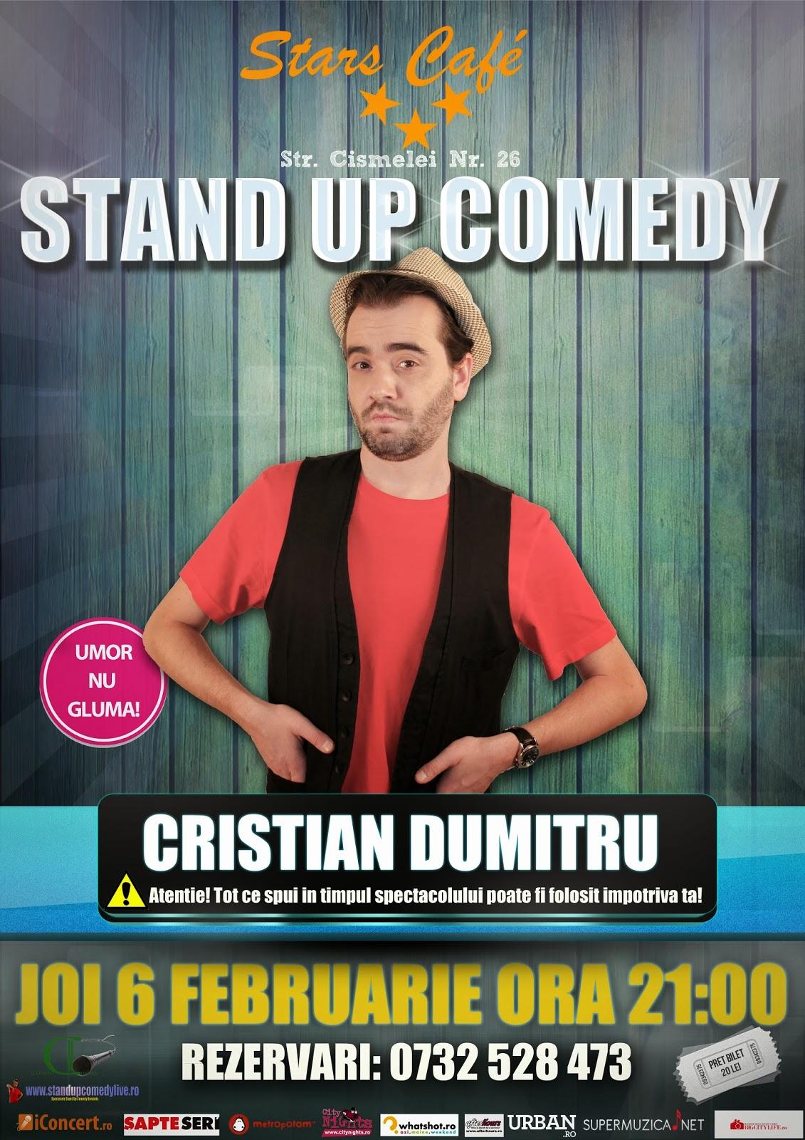 StandUp Comedy Constanta