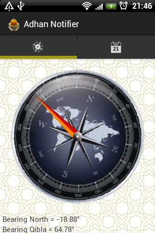 Adhan Notifier Aplikasi Android