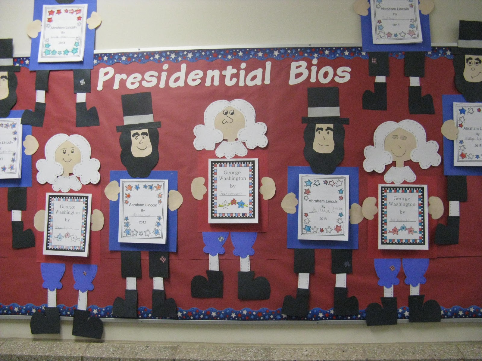 Classroom Compulsion Presidential Biographies