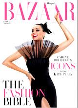 The Hat Of My Atelier In Harper's Bazaar Australia, September 2015 Issue.