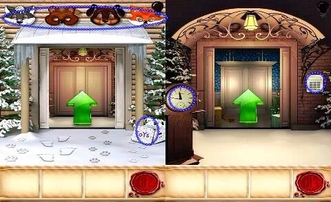 100 Doors Seasons Level 12 13 14 15 16 Solution