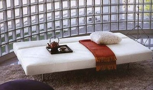Pierrot by Glenn Thomas daybed