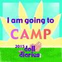 We are going to camp!