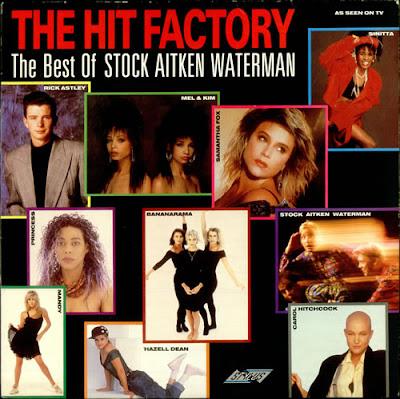 HIT FACTORY - Volume 1 (Various Artists) 1987 SAW Pwl 80\'s Hi-NRG Eurobeat Italo Disco \