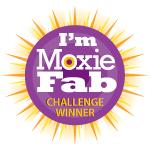 I'm a Moxie Fab Challenge Winner!!!