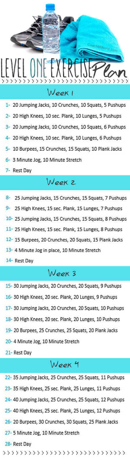 Getting Started on Your Fitness Plan