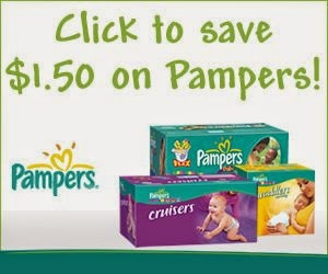 Pampers Size N
