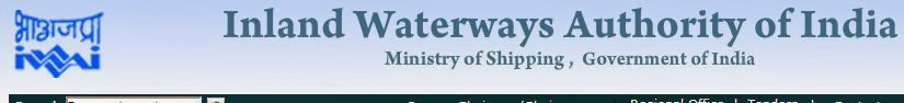 Inland Waterways Authority of India (IWAI) Logo
