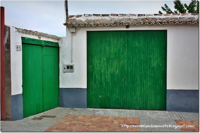 Puertas falsas