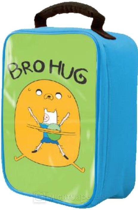 Adventure Time Lunch Bag Bro Hug