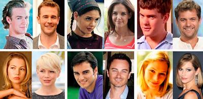 Antes y ahora de los actores de Dawson, Joshua Jackson, Michelle Williams, Katie Holmes