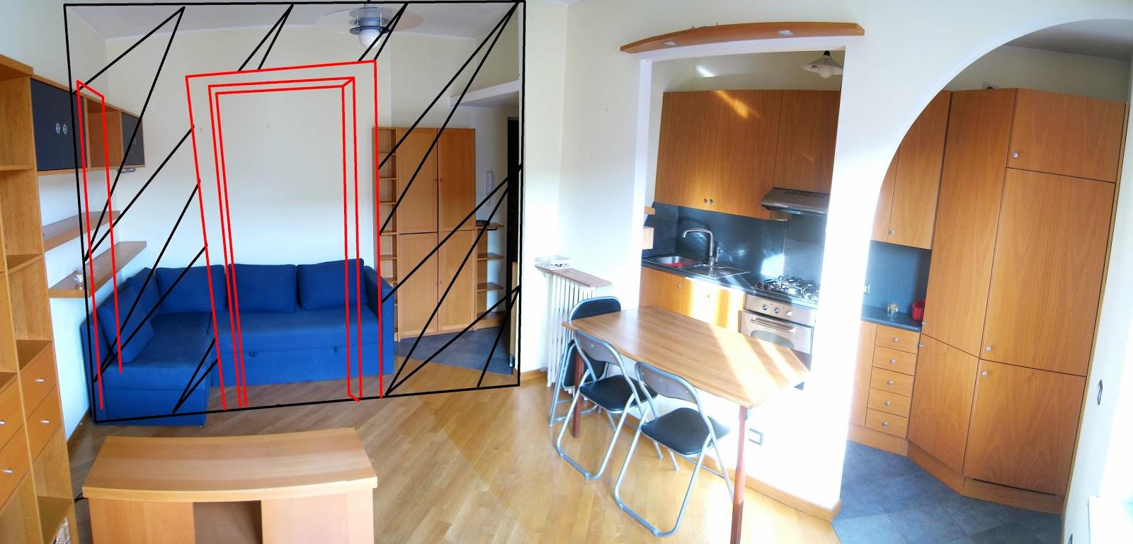 Eliminare lungo corridoio design casa creativa e mobili for Arredare corridoio stretto e corto
