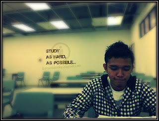 study hard as possible,as hard as possible,senyum