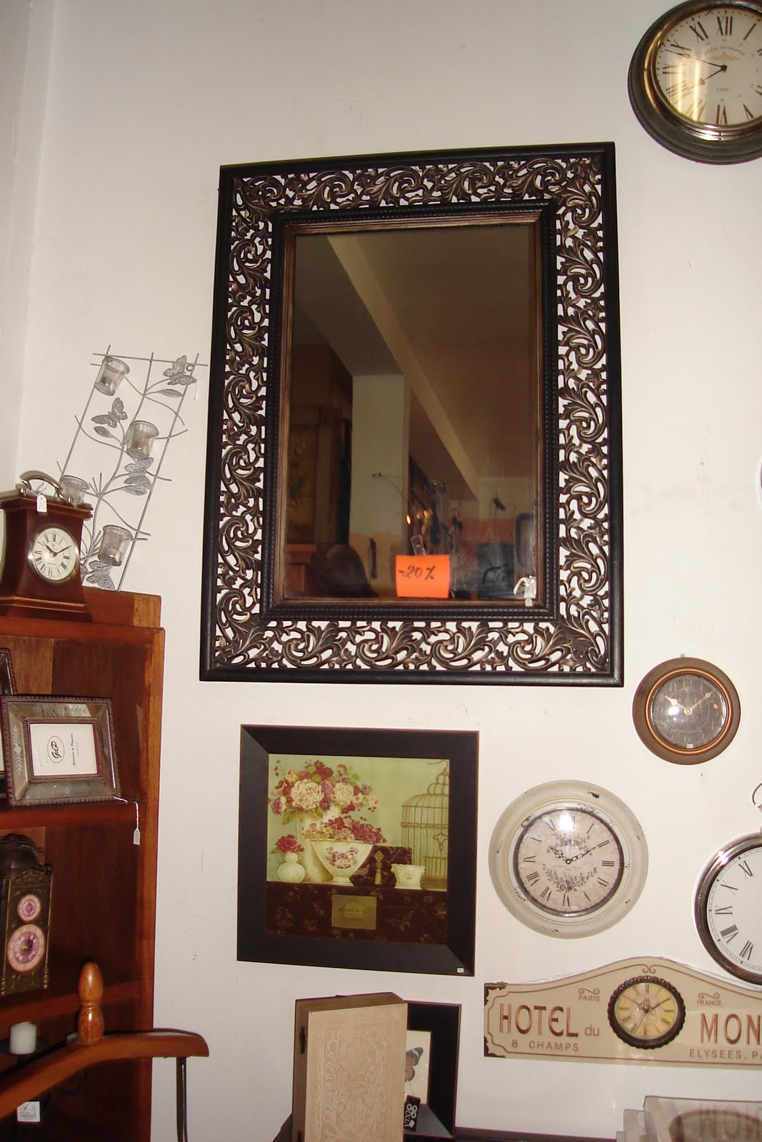 Muebles y decoraci n avalon 28 cuadros y espejos for Cuadros espejos decoracion