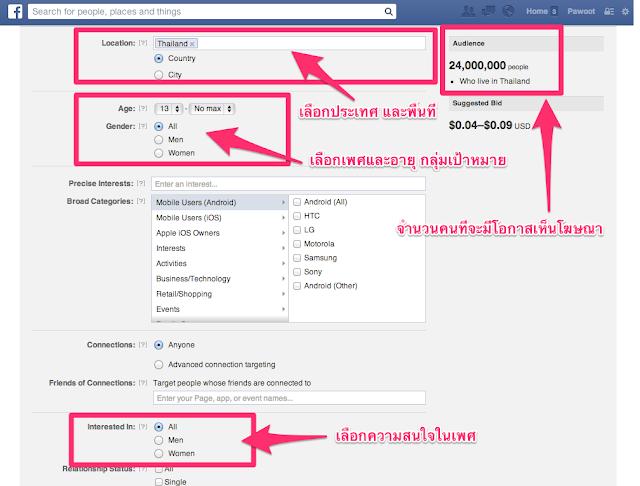 Facebook ads targeting cho phép bạn dễ dàng tuỳ chỉnh để quảng cáo target đúng khách hàng mục tiêu