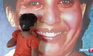 Amma Jayalalithaa Maanavarkaludan..