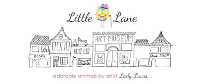 Little Owl Lane by Lady Lucas