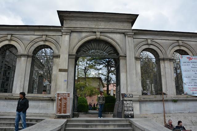 Tomb Sultan Mahmud II