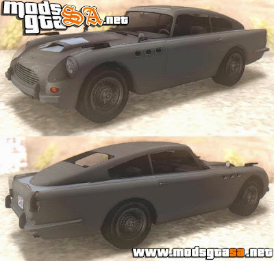 SA - Dewbauchee JB 700 do GTA V