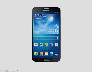 Samsung Galaxy Mega 6.3 I9200 user guide manual