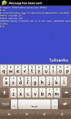 Cara Mudah Install CWM Di Android | TULISANKU