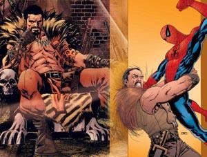 Titus Welliver Kraven Spider-man