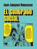 El contrato social ,Rousseuau, Manga,Herder  tienda de comics en México distrito federal, venta de comics en México df