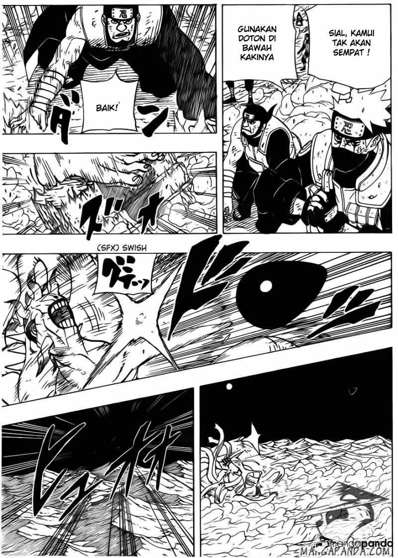 Naruto 613 Indonesia